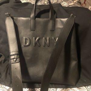 DKNY CITY TOTE/CROSSBODY BAG